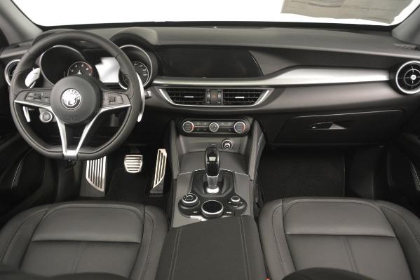 New 2019 Alfa Romeo Stelvio SPORT AWD for sale Sold at Bugatti of Greenwich in Greenwich CT 06830 16