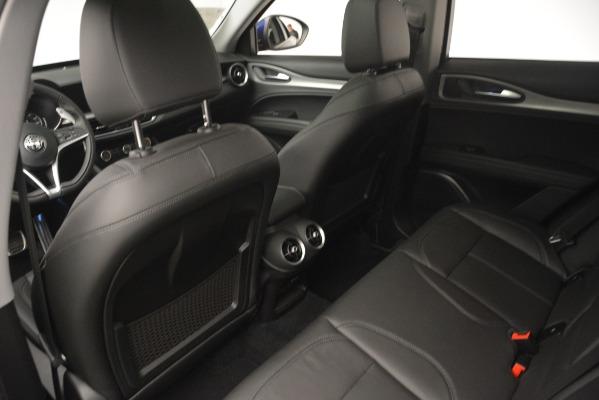 New 2019 Alfa Romeo Stelvio SPORT AWD for sale Sold at Bugatti of Greenwich in Greenwich CT 06830 18