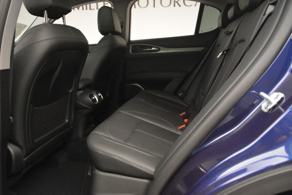 New 2019 Alfa Romeo Stelvio SPORT AWD for sale Sold at Bugatti of Greenwich in Greenwich CT 06830 19