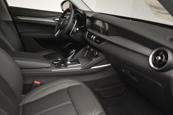 New 2019 Alfa Romeo Stelvio SPORT AWD for sale Sold at Bugatti of Greenwich in Greenwich CT 06830 22