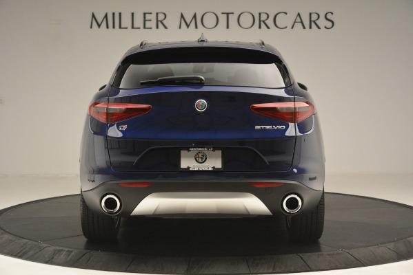 New 2019 Alfa Romeo Stelvio SPORT AWD for sale Sold at Bugatti of Greenwich in Greenwich CT 06830 6