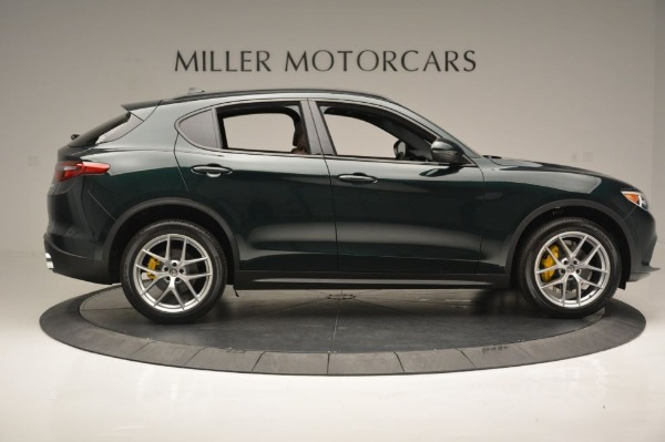 New 2019 Alfa Romeo Stelvio Sport Q4 for sale Sold at Bugatti of Greenwich in Greenwich CT 06830 10