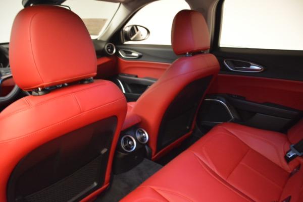 New 2019 Alfa Romeo Giulia Q4 for sale Sold at Bugatti of Greenwich in Greenwich CT 06830 17