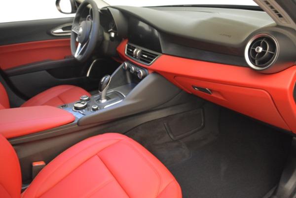 New 2019 Alfa Romeo Giulia Q4 for sale Sold at Bugatti of Greenwich in Greenwich CT 06830 19