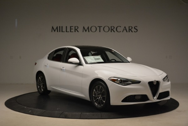 New 2019 Alfa Romeo Giulia Q4 for sale Sold at Bugatti of Greenwich in Greenwich CT 06830 11