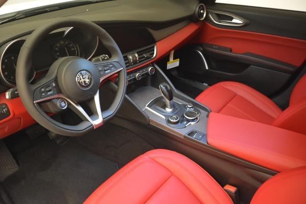 New 2019 Alfa Romeo Giulia Ti Q4 for sale Sold at Bugatti of Greenwich in Greenwich CT 06830 13