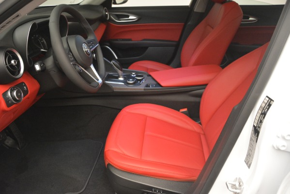 New 2019 Alfa Romeo Giulia Ti Q4 for sale Sold at Bugatti of Greenwich in Greenwich CT 06830 14