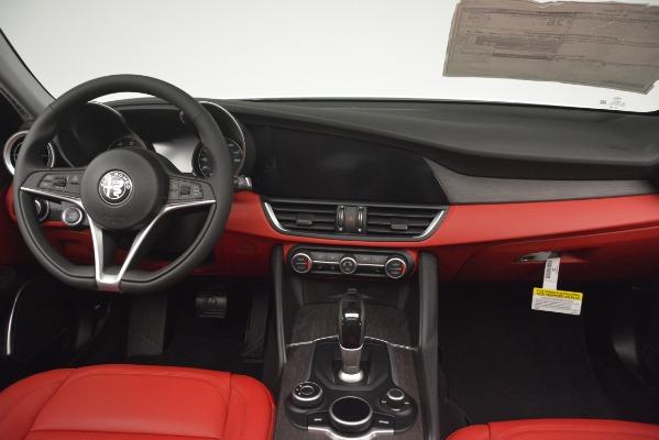 New 2019 Alfa Romeo Giulia Ti Q4 for sale Sold at Bugatti of Greenwich in Greenwich CT 06830 17