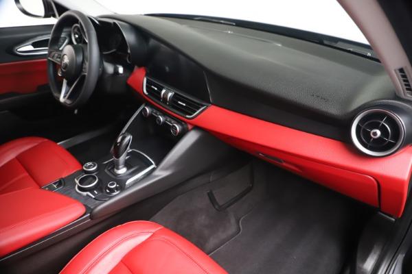 New 2019 Alfa Romeo Giulia Q4 for sale Sold at Bugatti of Greenwich in Greenwich CT 06830 21