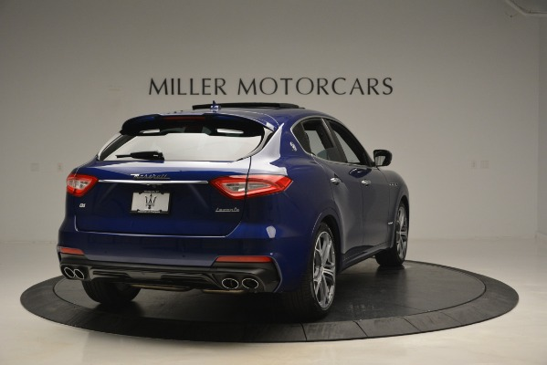 New 2019 Maserati Levante Q4 GranSport for sale Sold at Bugatti of Greenwich in Greenwich CT 06830 10