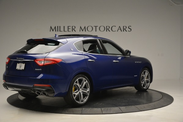 New 2019 Maserati Levante Q4 GranSport for sale Sold at Bugatti of Greenwich in Greenwich CT 06830 11
