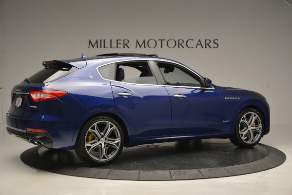 New 2019 Maserati Levante Q4 GranSport for sale Sold at Bugatti of Greenwich in Greenwich CT 06830 12