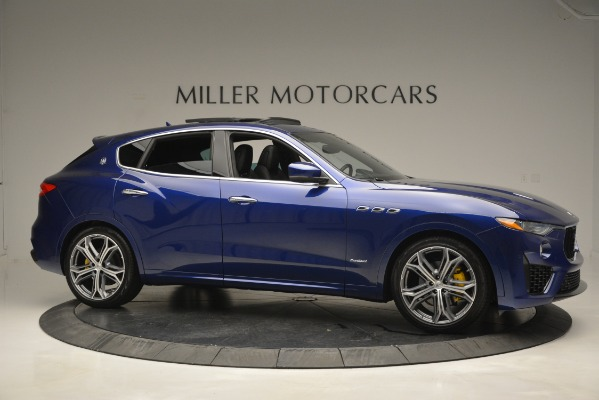 New 2019 Maserati Levante Q4 GranSport for sale Sold at Bugatti of Greenwich in Greenwich CT 06830 14