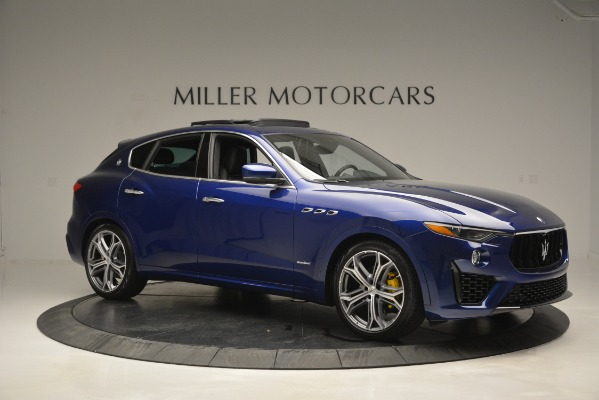 New 2019 Maserati Levante Q4 GranSport for sale Sold at Bugatti of Greenwich in Greenwich CT 06830 15