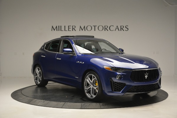 New 2019 Maserati Levante Q4 GranSport for sale Sold at Bugatti of Greenwich in Greenwich CT 06830 16