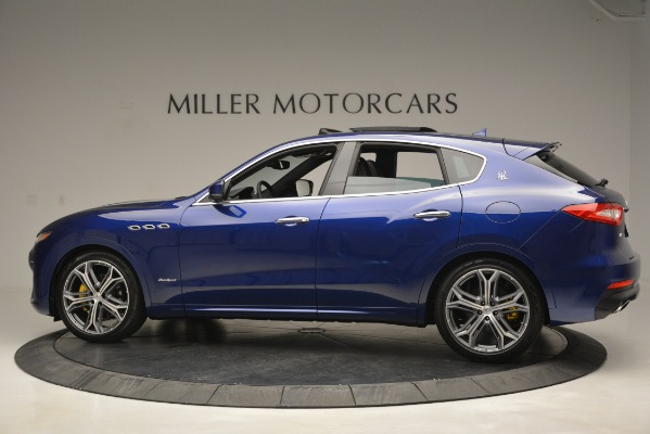 New 2019 Maserati Levante Q4 GranSport for sale Sold at Bugatti of Greenwich in Greenwich CT 06830 5