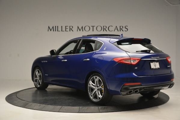New 2019 Maserati Levante Q4 GranSport for sale Sold at Bugatti of Greenwich in Greenwich CT 06830 7