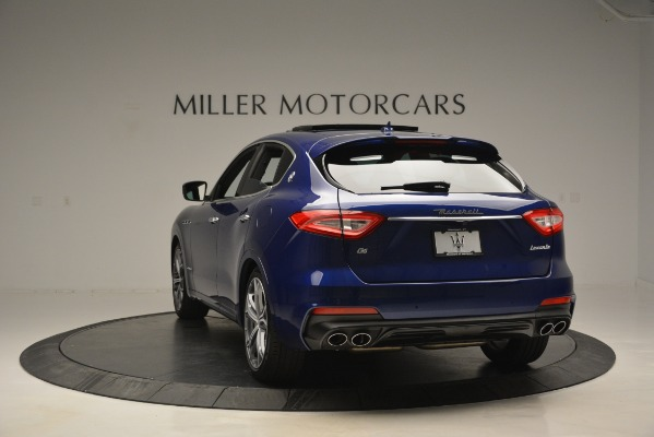 New 2019 Maserati Levante Q4 GranSport for sale Sold at Bugatti of Greenwich in Greenwich CT 06830 8