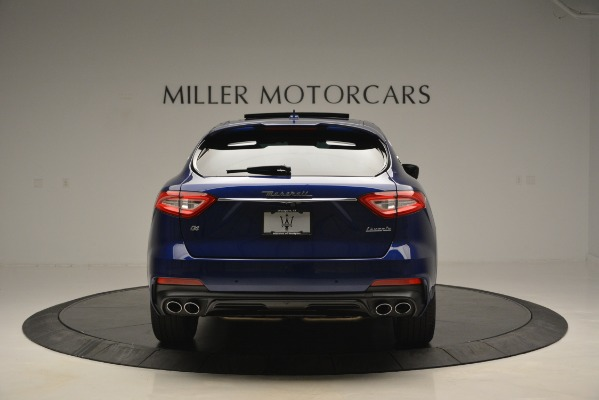 New 2019 Maserati Levante Q4 GranSport for sale Sold at Bugatti of Greenwich in Greenwich CT 06830 9
