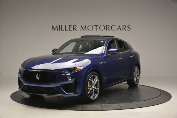 New 2019 Maserati Levante Q4 GranSport for sale Sold at Bugatti of Greenwich in Greenwich CT 06830 1