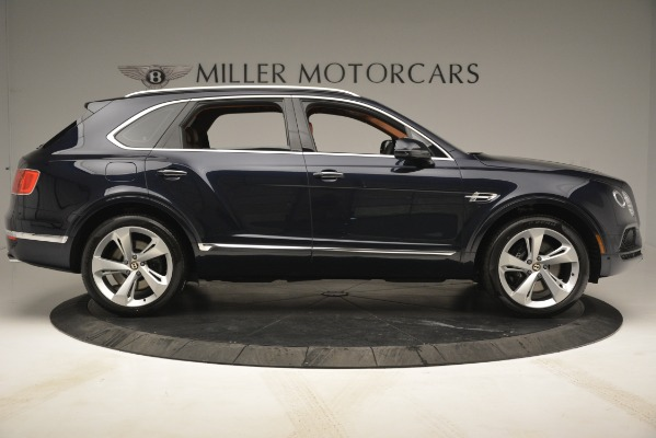 New 2019 Bentley Bentayga V8 for sale Sold at Bugatti of Greenwich in Greenwich CT 06830 9