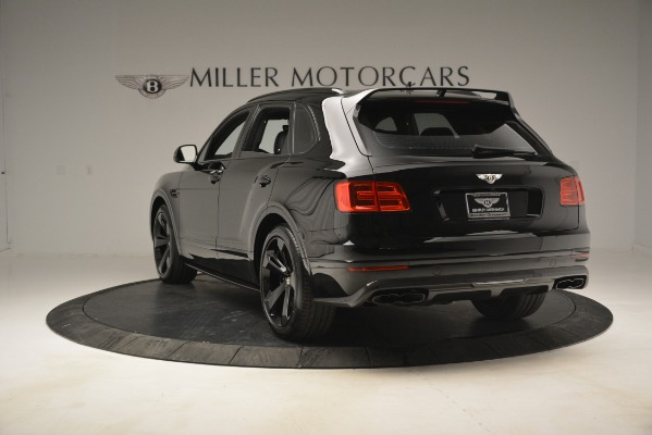 New 2019 Bentley Bentayga V8 for sale Sold at Bugatti of Greenwich in Greenwich CT 06830 5