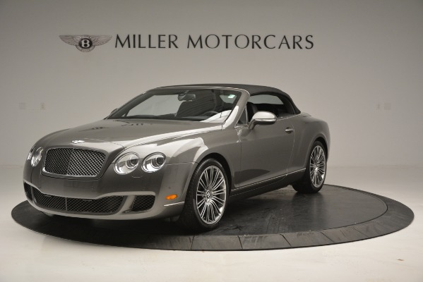 Used 2010 Bentley Continental GT Speed for sale Sold at Bugatti of Greenwich in Greenwich CT 06830 11