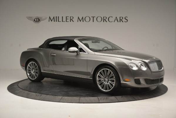Used 2010 Bentley Continental GT Speed for sale Sold at Bugatti of Greenwich in Greenwich CT 06830 17