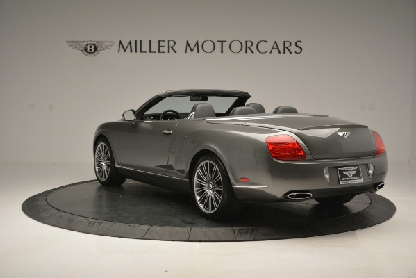 Used 2010 Bentley Continental GT Speed for sale Sold at Bugatti of Greenwich in Greenwich CT 06830 4