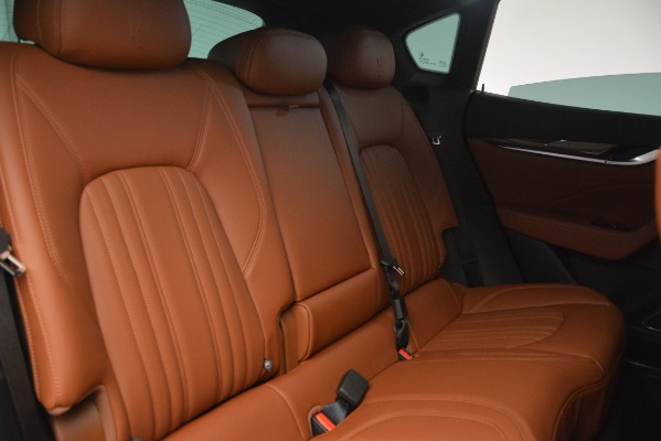 New 2019 Maserati Levante Q4 GranLusso for sale Sold at Bugatti of Greenwich in Greenwich CT 06830 19