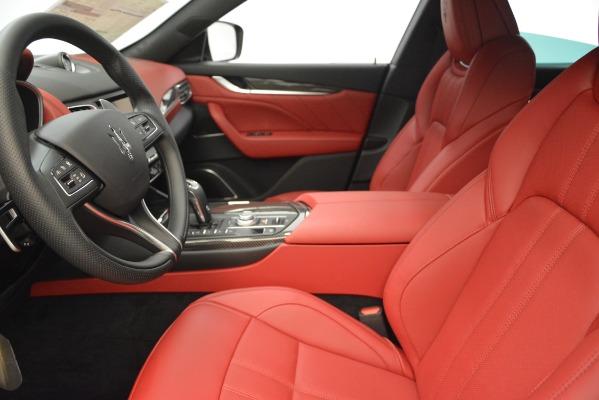 New 2019 Maserati Levante S Q4 GranSport for sale Sold at Bugatti of Greenwich in Greenwich CT 06830 14