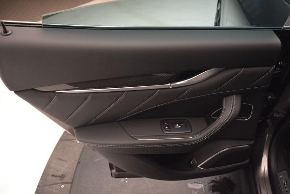 New 2019 Maserati Levante S Q4 GranSport for sale Sold at Bugatti of Greenwich in Greenwich CT 06830 19