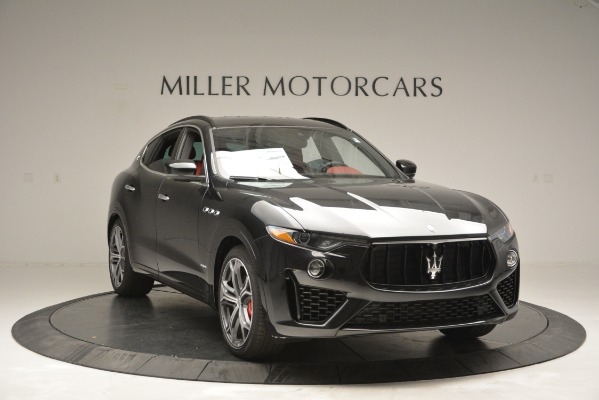 New 2019 Maserati Levante S Q4 GranSport for sale $104,050 at Bugatti of Greenwich in Greenwich CT 06830 11
