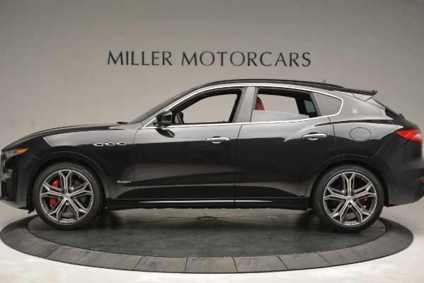 New 2019 Maserati Levante S Q4 GranSport for sale $104,050 at Bugatti of Greenwich in Greenwich CT 06830 3