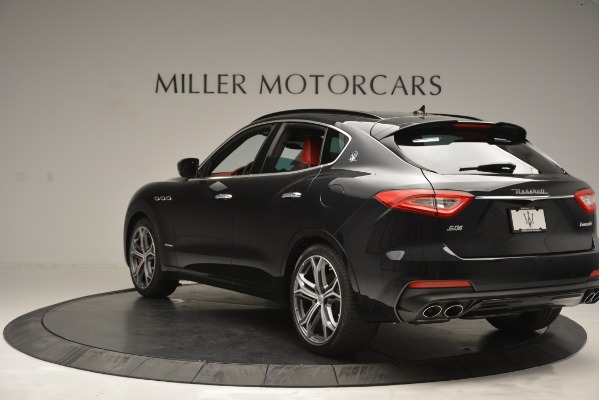 New 2019 Maserati Levante S Q4 GranSport for sale $104,050 at Bugatti of Greenwich in Greenwich CT 06830 5