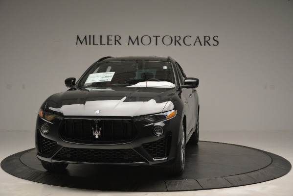 New 2019 Maserati Levante S Q4 GranSport for sale $104,050 at Bugatti of Greenwich in Greenwich CT 06830 1