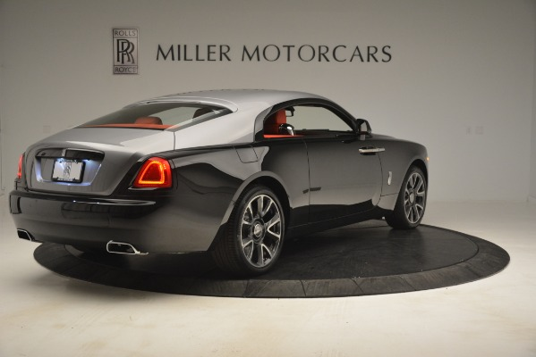 New 2019 Rolls-Royce Wraith for sale Sold at Bugatti of Greenwich in Greenwich CT 06830 11