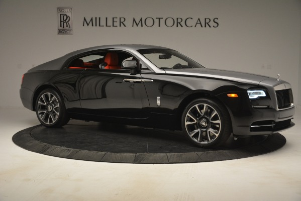 New 2019 Rolls-Royce Wraith for sale Sold at Bugatti of Greenwich in Greenwich CT 06830 13