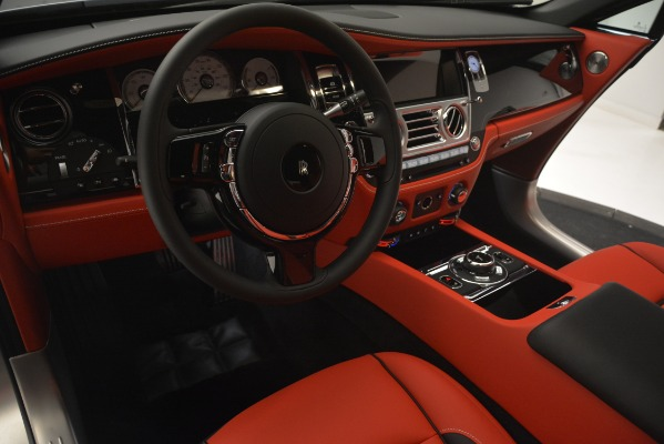New 2019 Rolls-Royce Wraith for sale Sold at Bugatti of Greenwich in Greenwich CT 06830 24