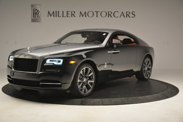 New 2019 Rolls-Royce Wraith for sale Sold at Bugatti of Greenwich in Greenwich CT 06830 3
