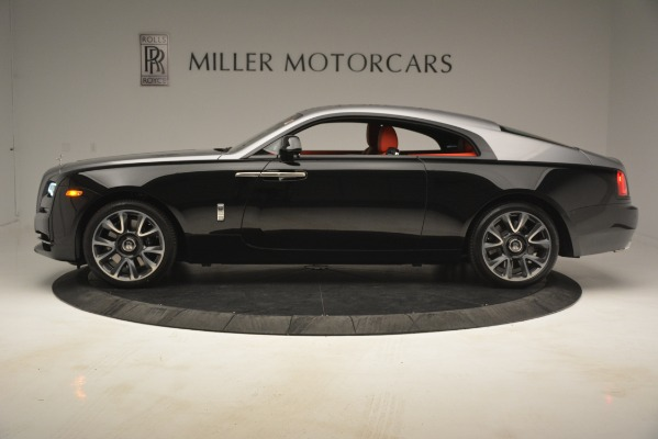 New 2019 Rolls-Royce Wraith for sale Sold at Bugatti of Greenwich in Greenwich CT 06830 4