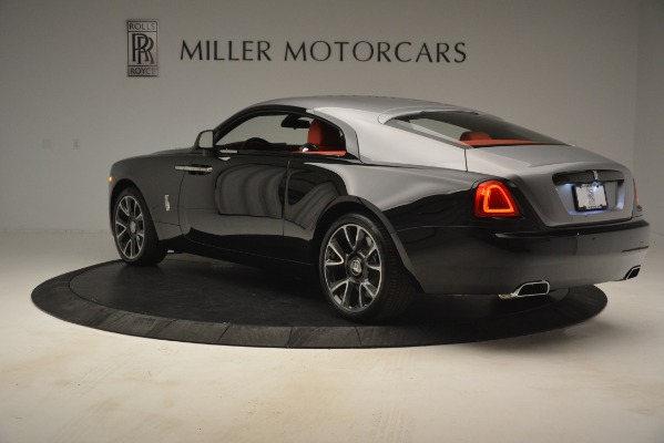 New 2019 Rolls-Royce Wraith for sale Sold at Bugatti of Greenwich in Greenwich CT 06830 6