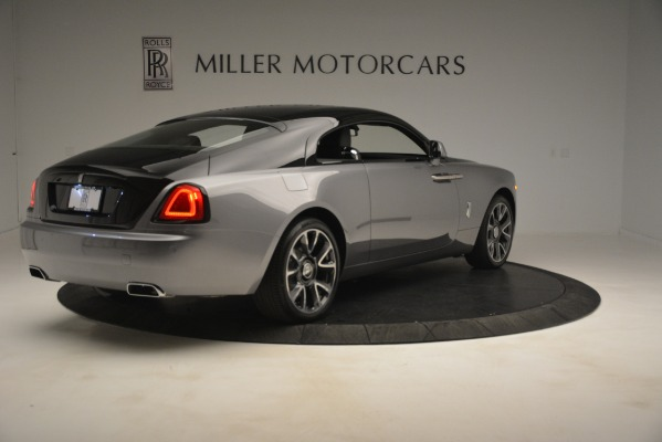New 2019 Rolls-Royce Wraith for sale Sold at Bugatti of Greenwich in Greenwich CT 06830 10