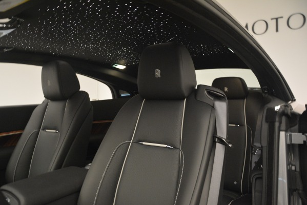 New 2019 Rolls-Royce Wraith for sale Sold at Bugatti of Greenwich in Greenwich CT 06830 15
