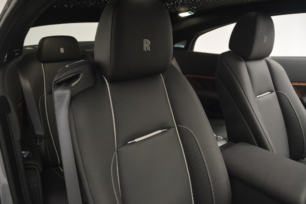 New 2019 Rolls-Royce Wraith for sale Sold at Bugatti of Greenwich in Greenwich CT 06830 16