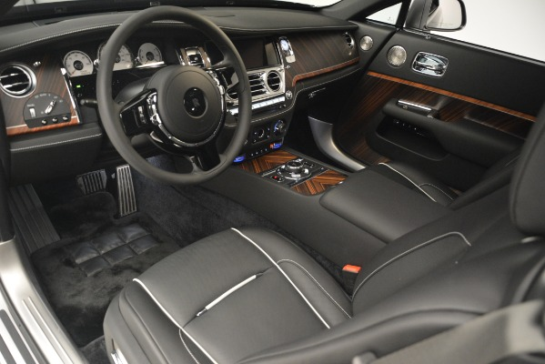 New 2019 Rolls-Royce Wraith for sale Sold at Bugatti of Greenwich in Greenwich CT 06830 20