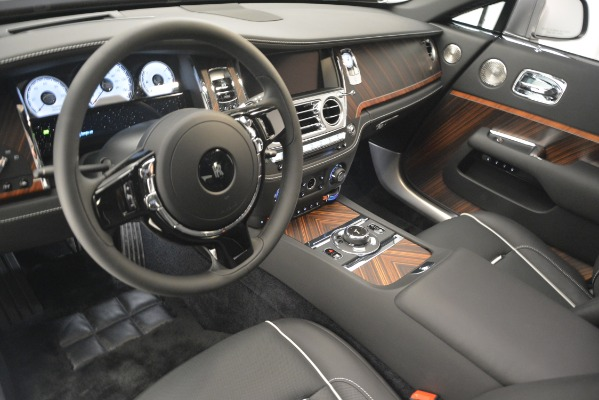 New 2019 Rolls-Royce Wraith for sale Sold at Bugatti of Greenwich in Greenwich CT 06830 23