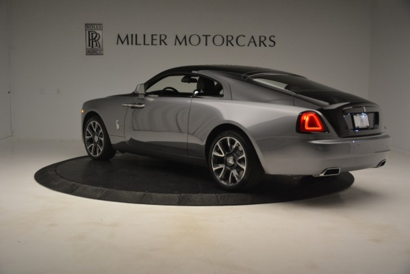 New 2019 Rolls-Royce Wraith for sale Sold at Bugatti of Greenwich in Greenwich CT 06830 5