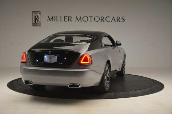 New 2019 Rolls-Royce Wraith for sale Sold at Bugatti of Greenwich in Greenwich CT 06830 9