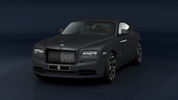 New 2019 Rolls-Royce Wraith Black Badge for sale Sold at Bugatti of Greenwich in Greenwich CT 06830 2